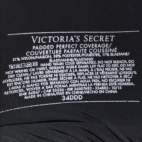 Victoria's Secret Other - VS Padded Perfect Coverage